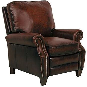 Amazon Com Barcalounger Briarwood Ii Leather Recliner