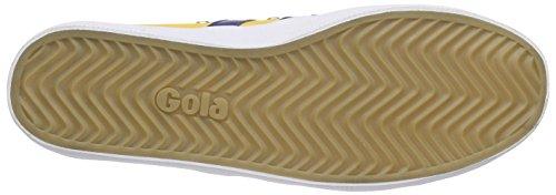 Gola Coaster - Zapatillas Hombre Gelb (Sun/Blue)