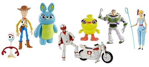 Toy Story 4 COS1274395 Ultimate Gift Pack 7 Figures