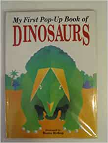 My Dinosaur Alphabet Books