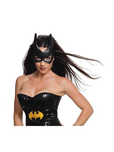 Rubie's Costume Co Women's DC Superheroes Eye Mask, -