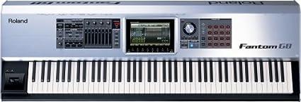 ROLAND Fantom G8 Workstation Audio/Midi