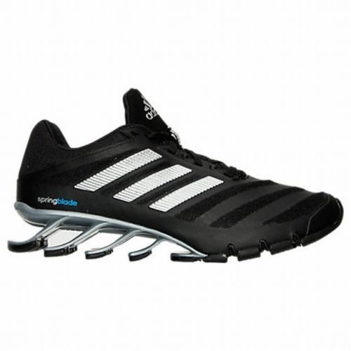 Adidas Men's Springblade Ignite Running Shoes (7, Black)