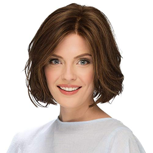 Estetica Design (Sage) - Synthetic Front Lace Wig in R12_26CHM