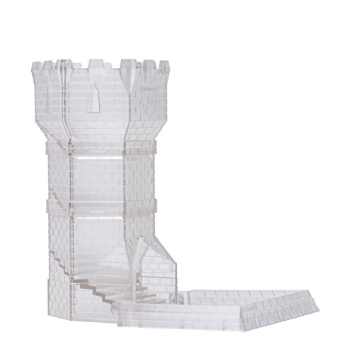 FoxTower, Standard Size Dice Tower for RPGs and Board Games Fox Tower