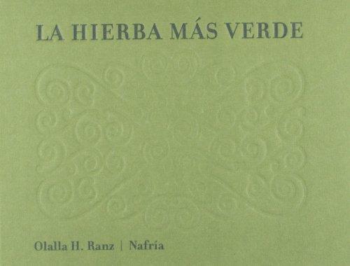 Descargar Libro La Hierba Más Verde Olalla Hernández Ranz