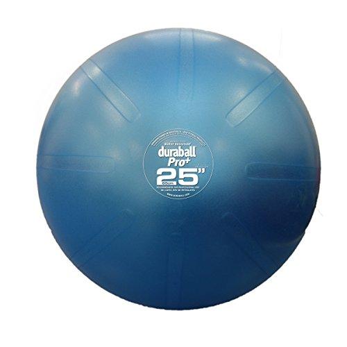 Fitterfirst Duraball Pro Exercise Ball - 25' - Blue