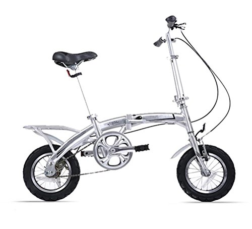 MASLEID 12 inch aluminum alloy folding bike