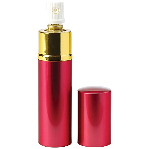 TORNADO TLS092R Lipstick Pepper Spray System with UV Dye (Red) electronic consumer Electronics