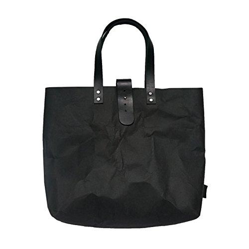 Colore: Nero, Look-Borsa con fibbia, colore: nero