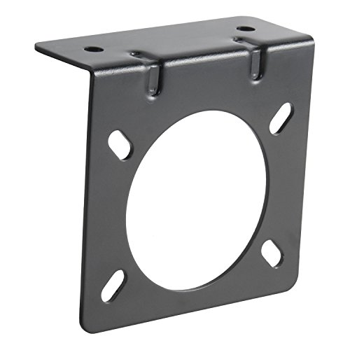 CURT 58520 Connector Socket Mounting (Socket Mounting Bracket)