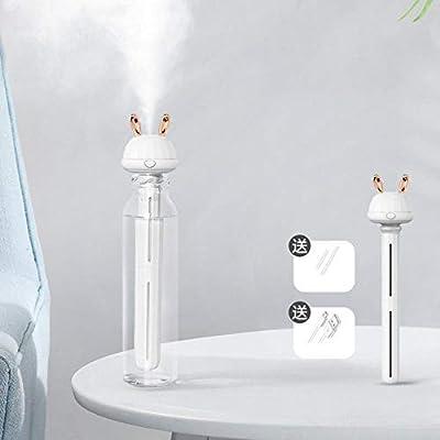 XXX USB Portable Air Humidifier Cartoon Bottle Mist Maker