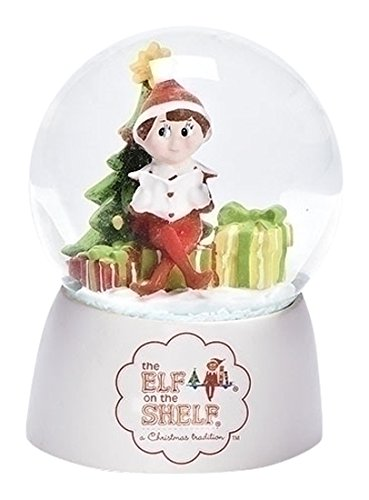 The Elf on the Shelf 32045 LED Elf on The Shelf Waterdome Water Globes