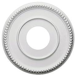 Ekena Millwork CM12BR Ceiling Medallion,...