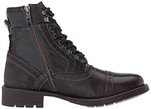 Steve Madden Mens nevins Boot Black