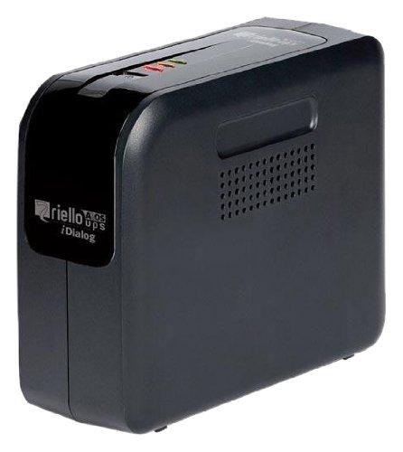 5 opinioni per Riello UPS IDG800 Gruppo di Continuità, Nero/Antracite