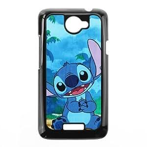 HTC One X Phone Case Black Disneys Lilo and Stitch ESTY7798485