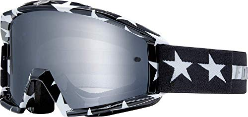 Fox Racing Main Stripe Goggle Black/White, One Size