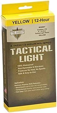 TAC SHIELD Tactical 12 Hour Light Stick (10-Pack)