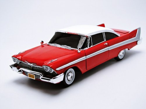 Plymouth Fury (1958) Diecast Model Car from Christine by ERTL (Christine Model Car compare prices)