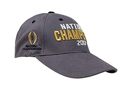極端な工業用親指NationalキャップとスポーツウェアAlabama Crimson Tide 2017 National Football Championship帽子