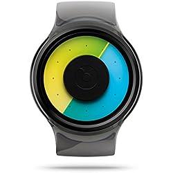 ZIIIRO Z0006WBT Proton Transparent Smoke Watch