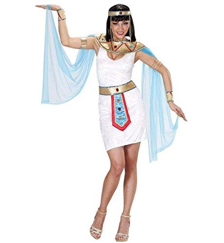 Ladies Egyptian Queen Costume Extra Large Uk 18-20