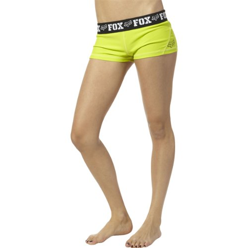 Fox Racing Trainee Active Girls Short Sportswear Pants - Kiwi