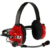 Racing Electronics RT006 Headset Platinum Series