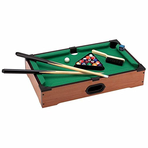 Club Fun Tabletop Executive Pool Table