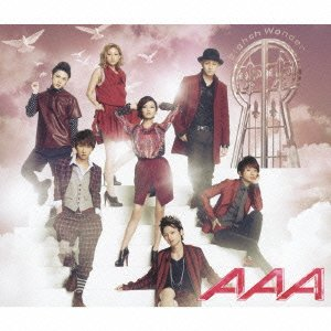AAA / Eighth Wonder[DVD付]