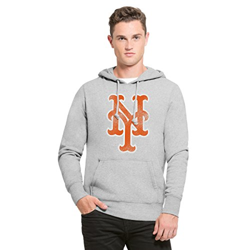 New York Mets Black Pullover - 2