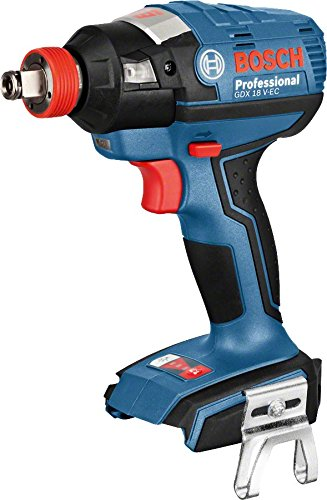 Bosch Professional Gdx 18 V-Ec Cordless Impact Driver (Without Battery And Charger) - L-Boxx - 41kFRNoSngL - Bosch Professional Gdx 18 V-Ec Cordless Impact Driver (Without Battery And Charger) – L-Boxx