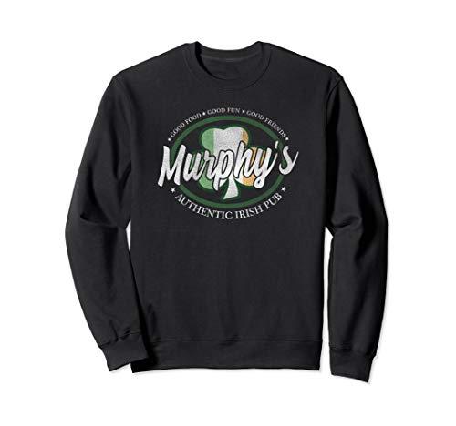 Murphy's Irish Pub Sweatshirt Vintage Irish Shirt