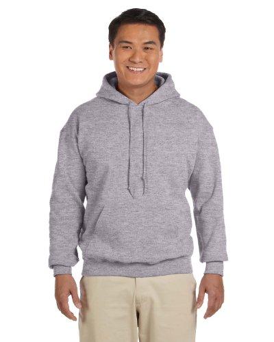 Gildan 18500 - Classic Fit Adult Hooded Sweatshirt Heavy Blend - First Qualit. by Gildan