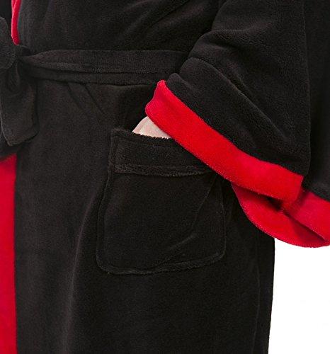 Mens Star Wars Sith Hooded Dressing Gown - Buy Online in UAE ...