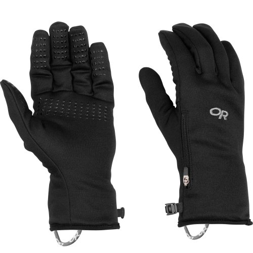 Outdoor Research Men's Versaliner Gloves, Black, ()