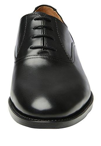 Shoepassion N. 539 Scarpa Da Uomo, Da Lavoro, Da Tempo Libero O Da Sposa Esclusiva. Saldato E Fatto A Mano Dalla Pelle Più Fine. Nero