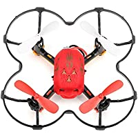 Owill GW008 Mini Multifunctional 2.4G 6 Axis RC Quadcopter Aircraft/Its Small Body, So You Can Carry It Everywhere (Red)