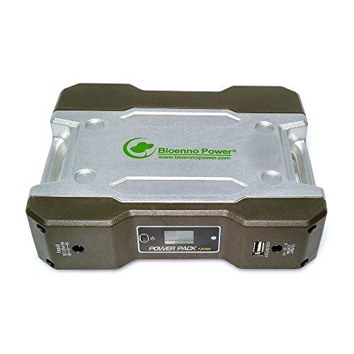 - Bioenno Power BPP-120 120 Watt Integrated AC-DC-Solar Unit