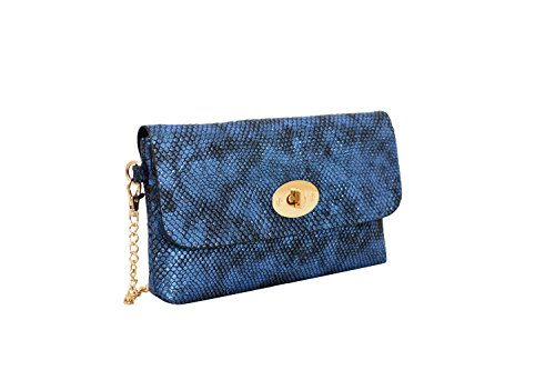 One Body Layla Bag Blue Mellow Size Women's Hb15234 Blue Cross World Xq8wS