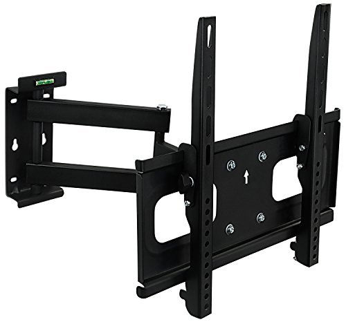 Mount-It! TV Wall Mount Full Motion Articulating Single S...