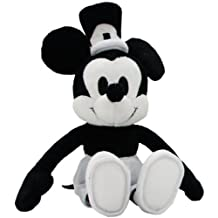 Steamboat Willie Mickey Mouse 110th Anniversary of Walt Disney Plush Doll Japan (japan import)