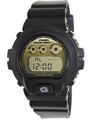 G-Shock DW6900PL-1 Classic Series Designer Watch - Black