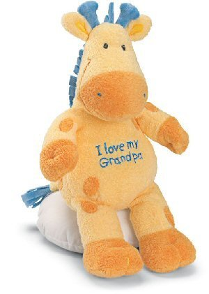 Gund Hugs and Kisses I Love My Grandpa Giraffe (All My Love My Hugs My Kisses)