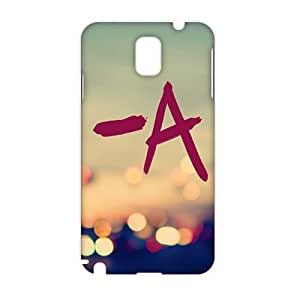 Abstract Cityscape 3D Phone Case for Samsung Galaxy Note 3