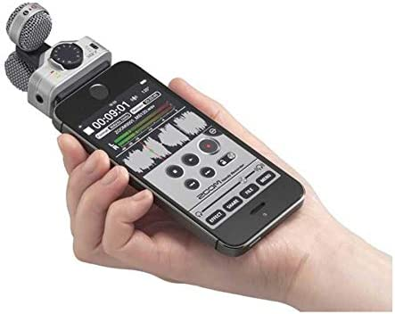 Zoom iQ7 Recorder for iOS