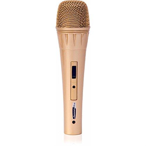 JAMMIN PRO MIC020 My Gold Handheld Microphone ()