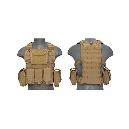 Lancer Tactical CA 307T Modular Chest product image