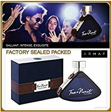 ARMAF TRES NUIT 3.4 EAU DE TOILETTE SPRAY FOR MEN